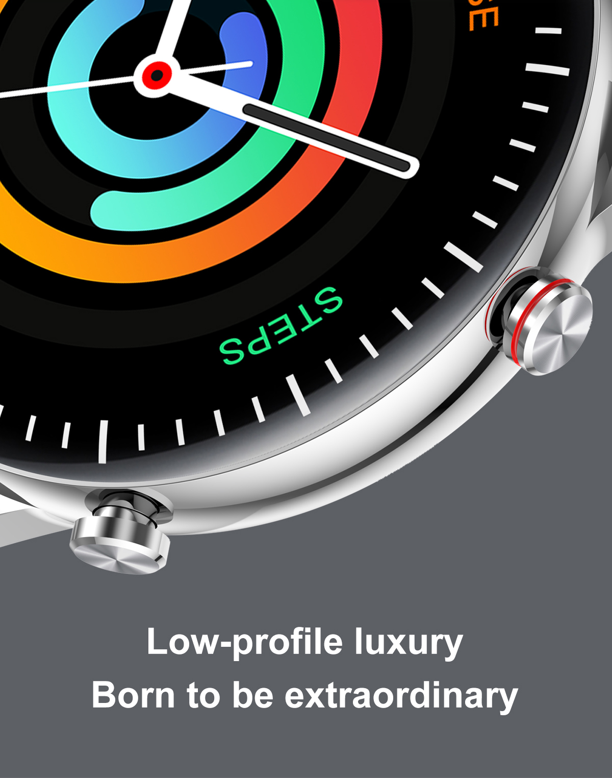 Hb64d2e6b30a146e785a4c7e9af77b1f8E 2021 NEW Smart Watch Women Men Full Touch Fitness Tracker IP67 Waterproof Smartwatch For Android Xiaomi Redmi