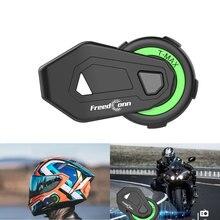 Nieuwe Motorfiets Bluetooth Helm TMAX M Waterdicht Moto Helmen Stereo Headsets Handsfree Hoofdtelefoon (Zonder Intercom Functie)