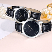 Shifenmei Couple Watch Men Casual Dress Luxury Women Quartz Wristwatch Clock for