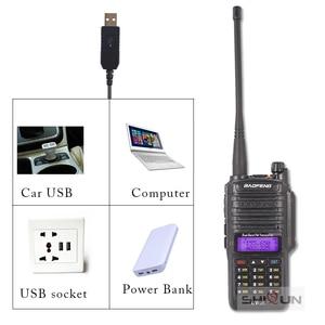 Image 3 - 8W Baofeng UV 9R IP67 להקה 136 174/400 520MHz חם רדיו 10 KM Baofeng 8W מכשיר 10 KM UV 9R UV 82 UV XR