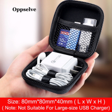Mobile Phone Accessories Headphone Case Hard Box Bag For App