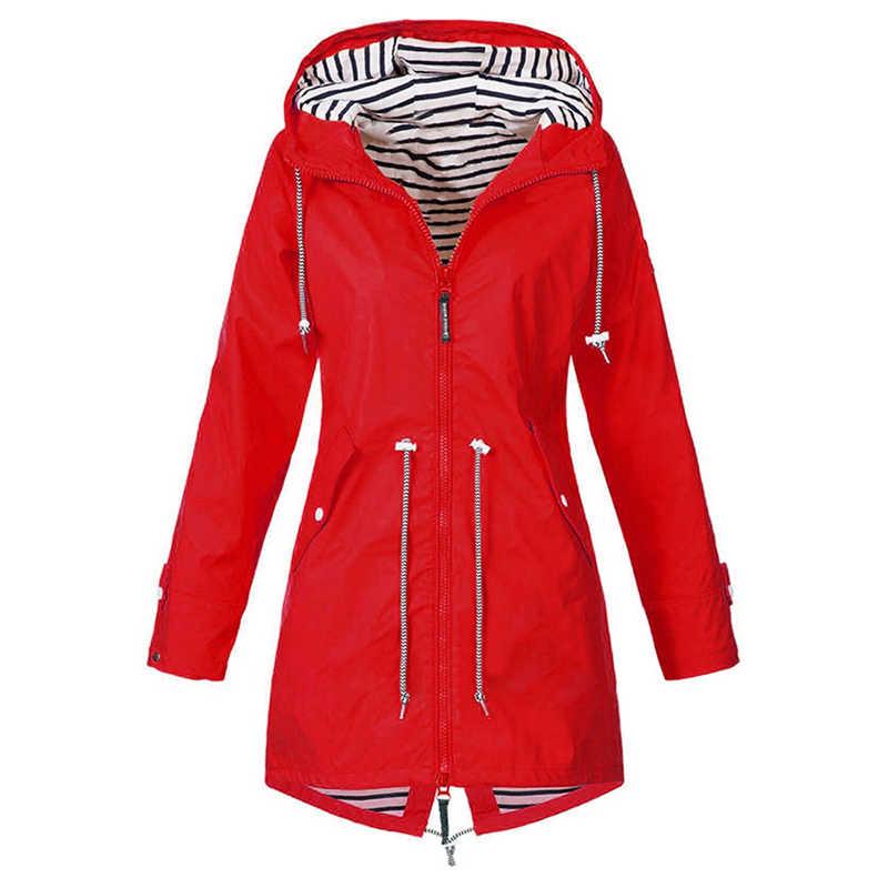 NIBESSER 2019 Для женщин куртка Водонепроницаемый пиджак Transition наружная туристическая одежда легкий дождевик Для женщин плащ