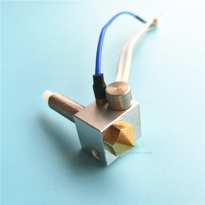 FLASHFORGE finder hotend kit +12V/24V heater cartridge+ thermocouple set 3D printer parts|3D Printer Parts & Accessories| |  - title=