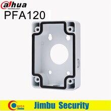 Dahua kamery CCTV wodoodporna skrzynka przyłączowa PFA120 materiał: aluminium schludny i zintegrowany projekt uchwyt aparatu