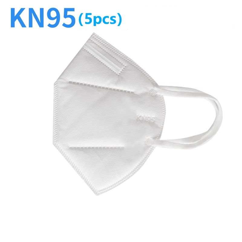 95% Protective Face Mask N95/FFP2/KF94/KP94/P2 Dustproof  Breathable Filter Respirator Mask Facial Mouth 95% Dust Filtration
