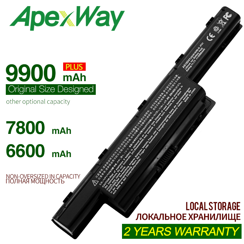 11.1v Laptop Battery For Acer Aspire AS10D81 5750G 571G 5551G 5560 5733Z 5742G AS10D31 AS10D41 AS10D61  AS10D75 AS10D3E E1-431