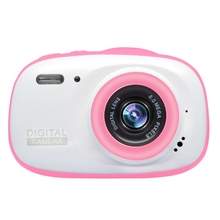 Kids Camera Underwater Digital Video Camcorder 8MP HD 1080P IP68 Waterproof with
