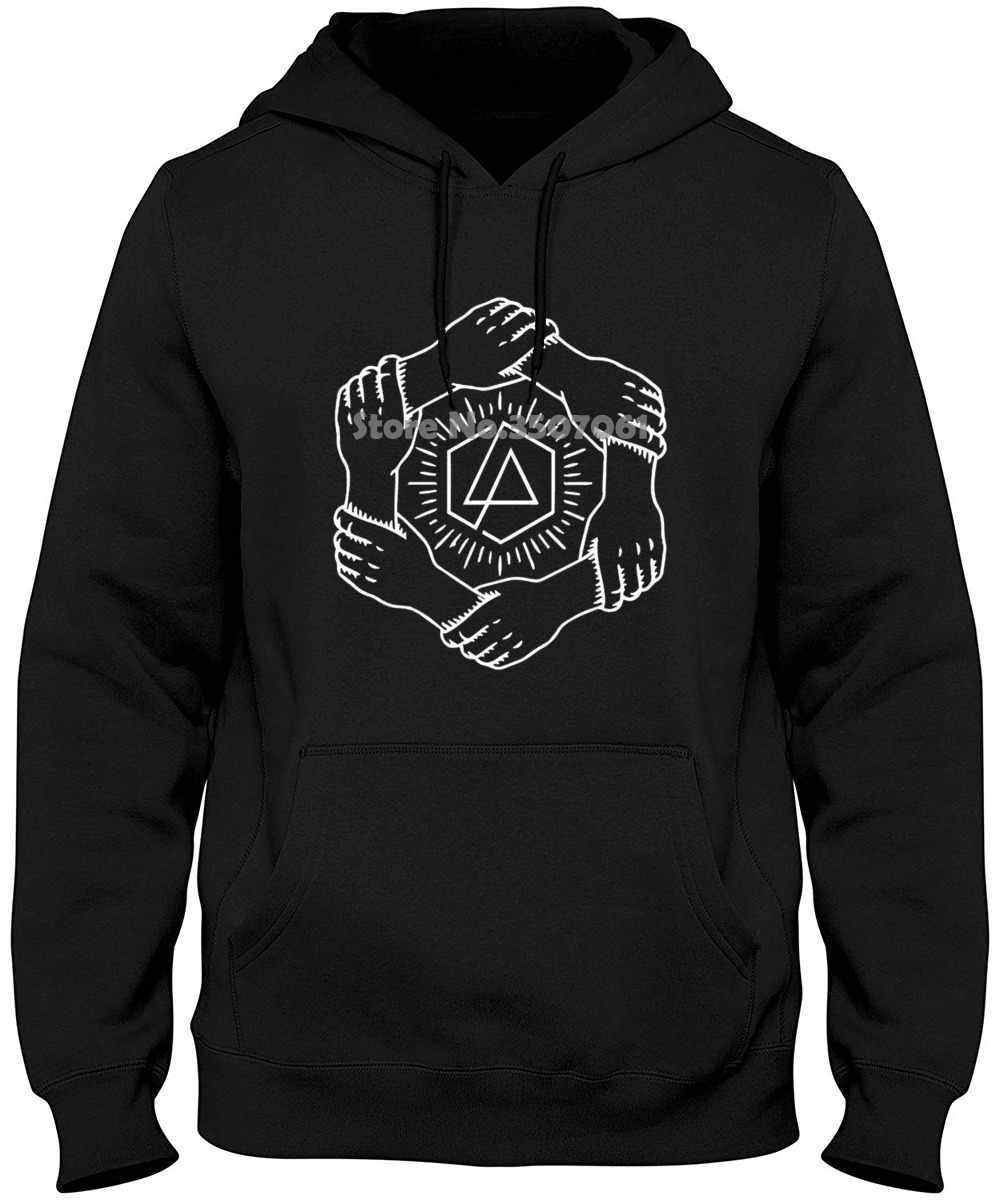 Di Estate di Trasporto libero di Modo di inverno Linkin Park-di Un Più Luce di Arte Chester Bennington Felpe