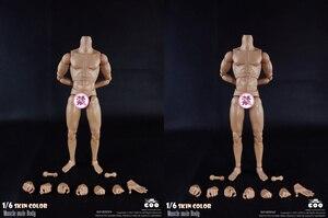 Image 5 - COOMODEL 1/6 mężczyzna mięśni ciała Model BD007 BD008 BD009 BD010 kolekcjonerskie zabawki figurki akcji
