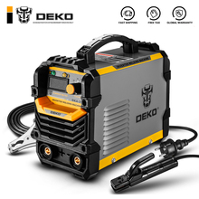 DEKO DKA Series DC Inverter ARC Welder 220V IGBT MMA Welding Machine 120/160/200/250 Amp for Home Beginner Lightweight Efficient