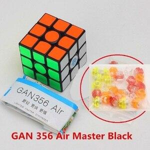 Image 2 - Nowy GAN 356 standardowy mistrz powietrza GAN 356Air SM 3x3x3 magiczna kostka profesjonalna kostka łamigłówka GAN profesjonalna konkurencja Cubo Magico