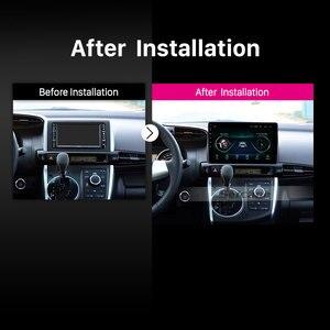 "Image 5 - Seicane 10.1 ""android 8.1 2 din carro auto estéreo para 2009 2010 2011 2012 toyota desejo rádio gps multimídia jogador wi fi bluetooth"