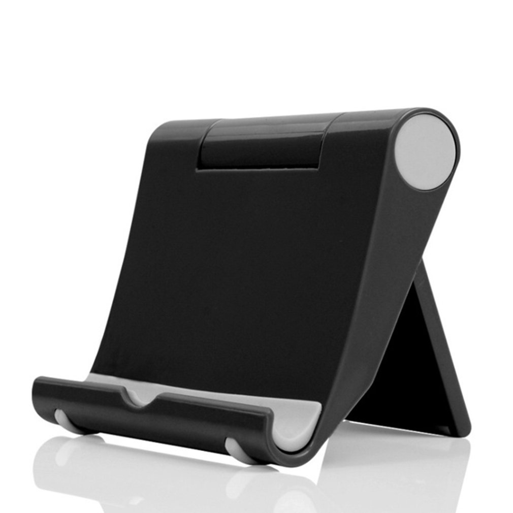 Portable Tablet Stand Foldable Lazy Phone Holder Universal Adjustable Smartphone Tablet Holder For IPhone Samsung