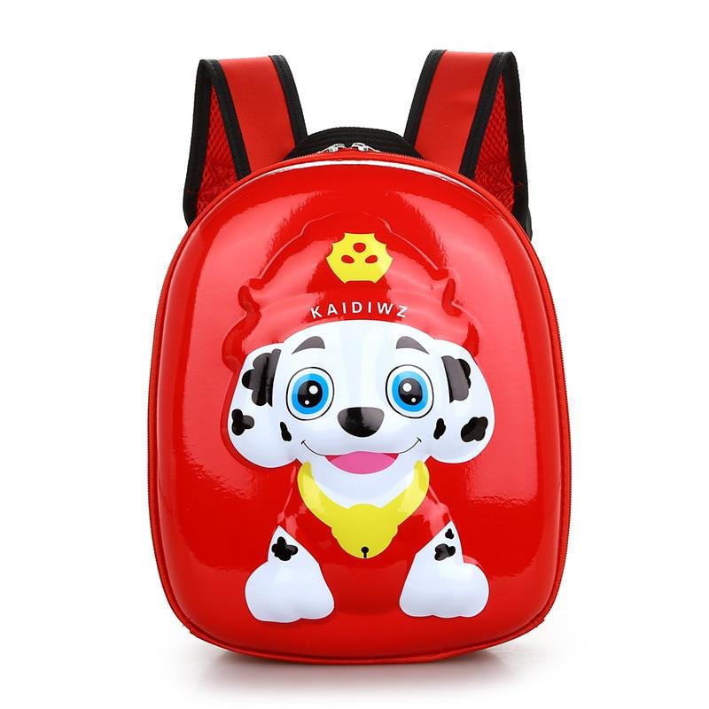 Cross Border CHILDREN'S School Bags Kindergarten 1-3-5-Year-Old Want Team Kids Baby Men And Women Baby School Bag Backpack