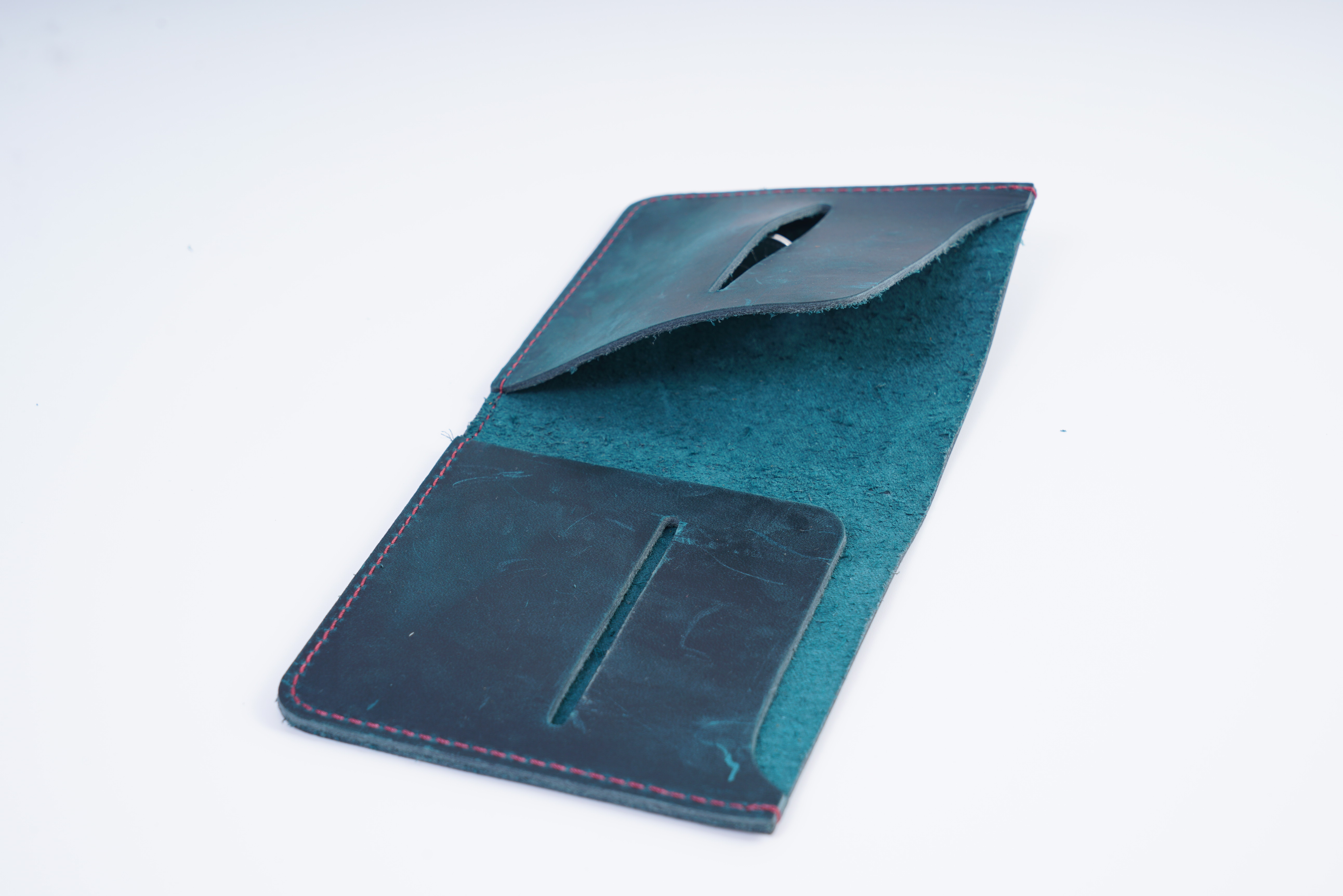 Cheap cowhide wallet