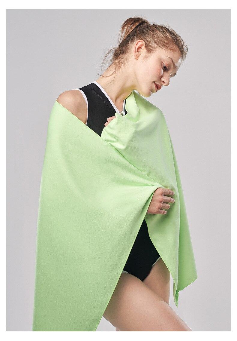 cobertor de viagem natação acampamento yoga esteira 76*152cm