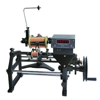 New FZ-160 Manual Automatic Hand Electronic Coils Winding Machine 220V