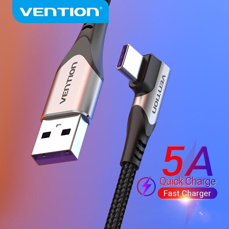 Tions 5A USB Typ C Kabel Schnelle Aufzurüsten 40W USB C Quick Charge 3,0 für Huawei Mate 30 P40 p30 Pro Typ-C USB Schnelle Lade