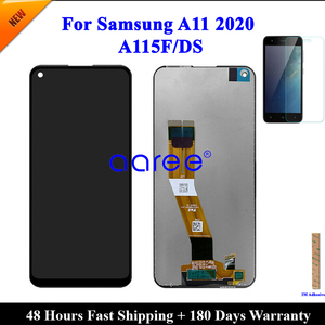 LCD Screen Original For Samsung A11 2020 LCD For Samsung A11 A115F A115F/DS LCD Screen Touch Digitizer Assembly