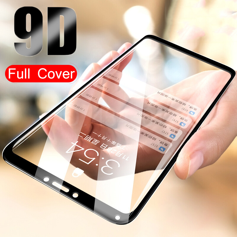 <font><b>9D</b></font> Protective Glass on the For <font><b>Xiaomi</b></font> <font><b>Redmi</b></font> 5 Plus Go S2 <font><b>4X</b></font> 7 6A Tempered Glass For Xiomi Xaomi Redme Note 7 7A Screen Protector image