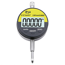 0,001 мм Ip54 маслостойкий цифровой микро-метр 12,7 мм/0,5 дюймов Электронный Микро-метр калибровочный метр с Rs232 выход данных Wi-Fi