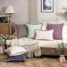 1 шт чехол для диванной подушки 30 Х5 5 см 50 х50