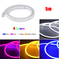 12V Waterproof Flex Tube for Neon Club for Lighting Boat String Lamp Party Strip Light Car for Decor Dropshipping