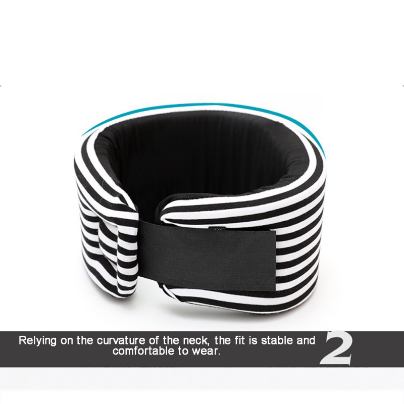 Neck Brace Soft Neck Support Collar Adjustable Cervical Collar Tools For Men And Women Sponge Cervical Collar