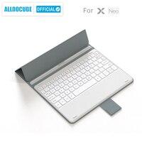 Alldocube-Funda de cuero X Neo con teclado para X neo, teclado de tableta Windows, novedad