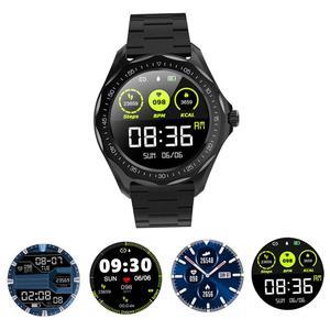 Image 2 - Senbono s09 ip68 à prova dip68 água relógio inteligente freqüência cardíaca monitor de pressão arterial gps mapa dos homens smartwatch moda fitness rastreador relógio