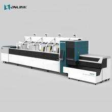 Cięcie metalu laserem światłowodowym do rur metalowych ze stali nierdzewnej tanie tanio JNLINK CN (pochodzenie) Nowy LX62THA 6500mm 9200mm 12000w 10000w 8000w 6000w 4000w 3000w 2000w 1500w 1000w 20-230mm 20*20mm-160*160mm