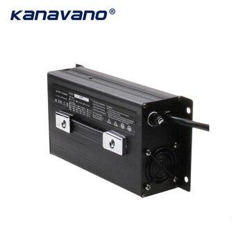 Kanavano 12v 14.6V 40A Charger 900W 4Series Aluminium Case for  lifepo4 batteries