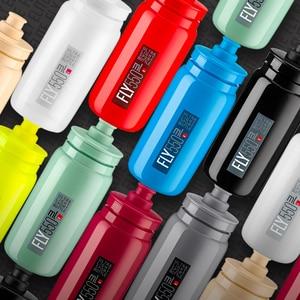 Image 5 - 2020 NEUE Ultra licht Fahrrad Wasser Flasche Elite Team Edition Sport Wasserkocher MTB Radfahren Bike Road Racing Flasche 550ML