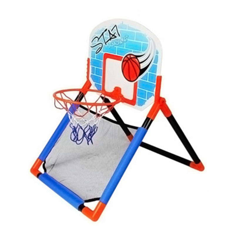 Sporting Equipment Training Practice Indoor and Outdoor Lifting Basketball Stand Elroy369Lion 200cm Adjustable Basketball Back Board Stand and Hoop Set With Ball for Children