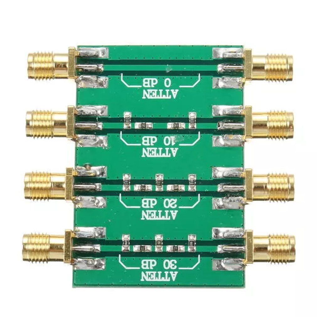 23Dbm Dc 4.0Ghz Rf Fixed Attenuator Sma Double Female Head 0Db 10Db 20Db 30Db