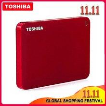 """Toshiba Canvio Avanzata V9 USB 3.0 da 2.5 """"1 TB 2TB 3TB HDD Hard Disk Esterno Portatile Disk mobile 2.5 Per Il Computer Portatile Del Computer"""