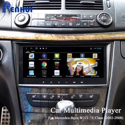 Car DVD for Benz E class W211 (2002-2008)(E200 / E220 /E240 /E270/E280)Car Radio Multimedia Video Player Navigation GPS Android