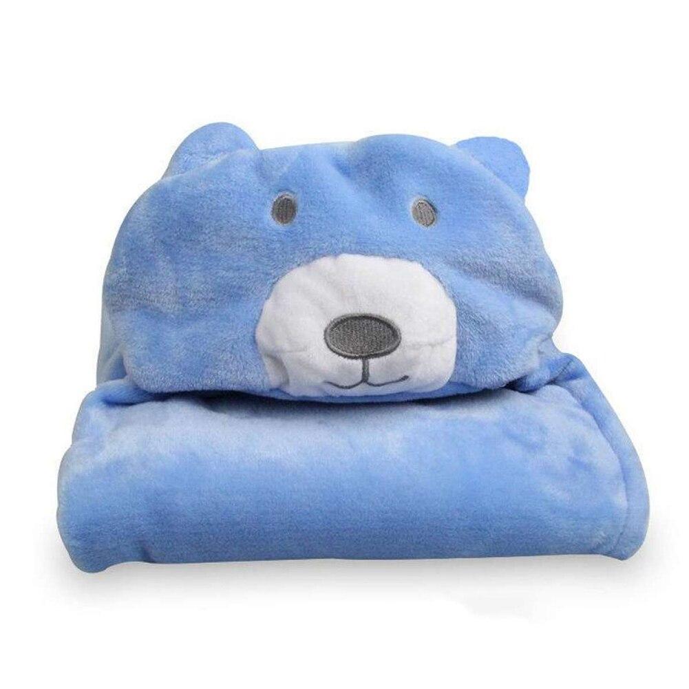 Newborn Baby Cute Infant Sleeping Bag Unisex Cosy Secure Baby Swaddle Blanket Wrap Sleeping Bag Cartoon For Newborn Baby Use