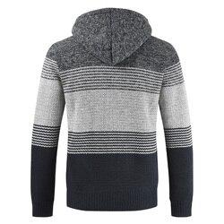 Cotton Wool Liner Zipper Fleece Coats Men 6
