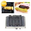 Kommerziellen 4 stücke Penis Geformt Waffeln Maschine Hotdog Penis Waffel Maker Eisen Maschine Bäcker 220V 110V Hot Dog waffel Klebt Maker