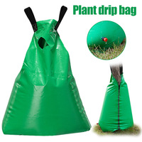 20 Gallon Tree Watering Bag Slow Release Planting Watering Automatic Drip System PVC Pouch HFing