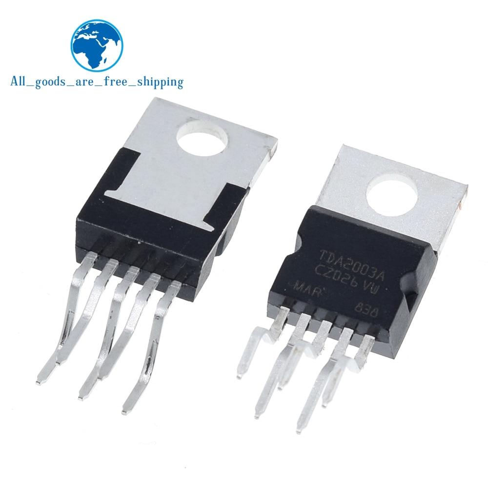 10 шт./лот TDA2003 TDA2003AV 2003 TO220 чип усилителя мощности аудио
