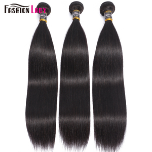 Image 4 - Fashion Lady Pre colored Peruvian Straight Bundles Hair Extensions Human Hair Bundles 1 Piece Per Pack Non Remy