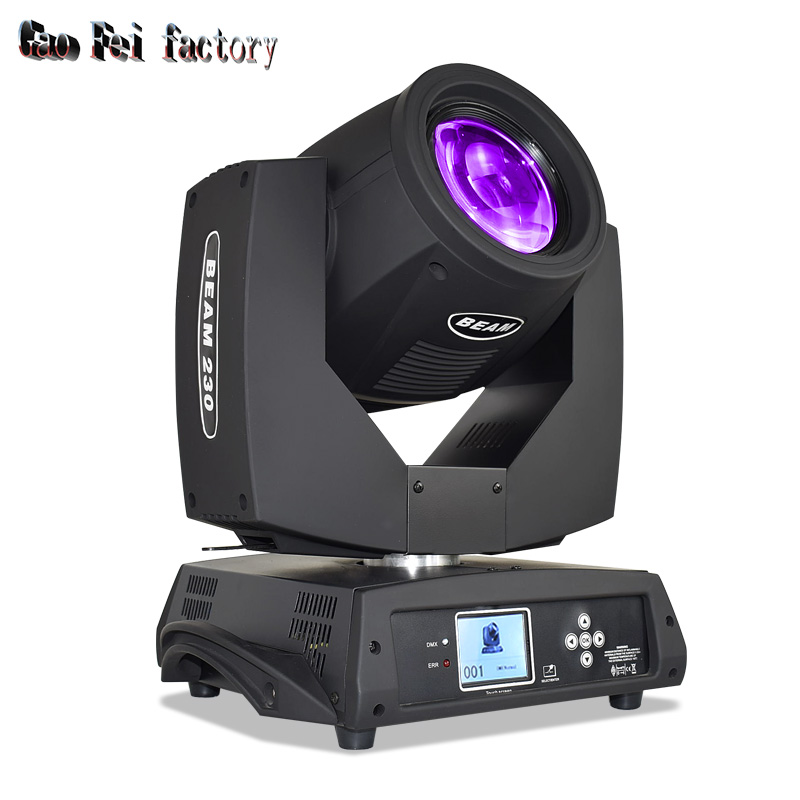 Sharpy Beam 7r Moving Head 230w Lyre 7r Beam Moving Head Light For DMX Stage Lighting Dj