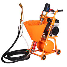 Multifunction High Pressure Sprayer Putty Powder Waterproof Coating High Power Grout Real Stone Paint Grout Paint Spray Paint new professional high power electric stirring drill r6219c paint coating cement putty powder mixer 220v 50hz 1800w 180 750r min