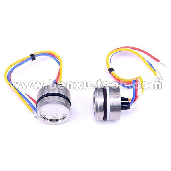 10kPa To 100MPa Piezoresistive Silicon Pressure Sensor