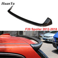 AC Style Roof Spoiler for BMW 1 Series F20 F21 2012-2018 Carbon Fiber Rear Trunk Wing Tail 118i 120i 125i 128i