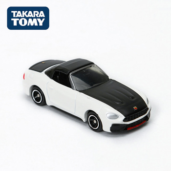 Takara Tomy Tomica Scale 1/57 No.21 ABARTH 124 SPIDER Sport Car Metal Diecast Vehicle Model Collectable Toy 860181 image