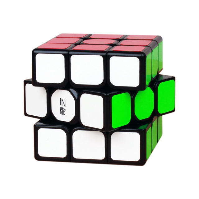 QiYi 3x3x3 Sail Magic Cube Warrior W Speed QiYi Cube stickerless Professional Puzzle Cubes Educational Toys For Children 2