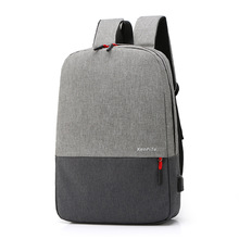 Classic Business Backpack Men 15.6 inch Students Laptop Backpack School Bag for Teens Backpack Women Unisex Outdoor Travel Bag